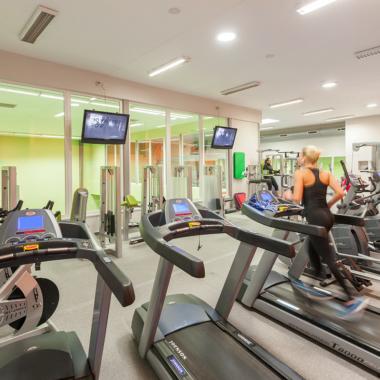 Sport centrum - Hotel Abácie