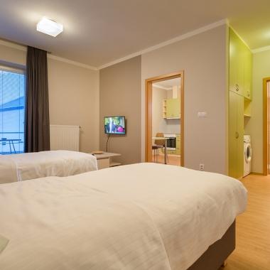 Apartmánový byt